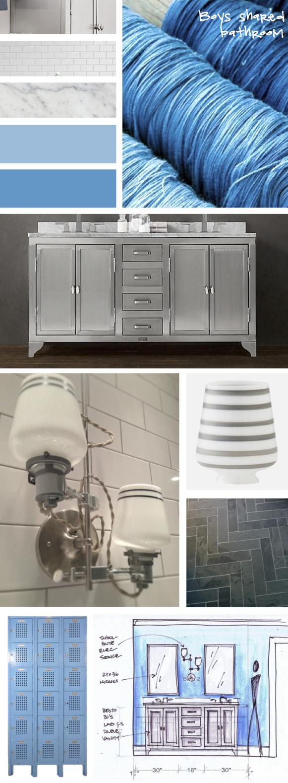 Kristina Crestin Design_Blog Post _Boys shared bath