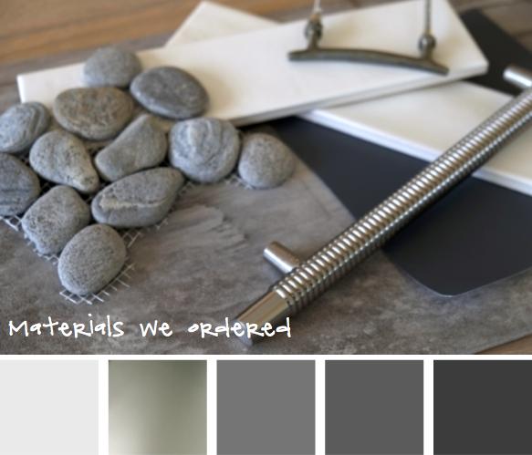 Kristina Crestin Design materials shot