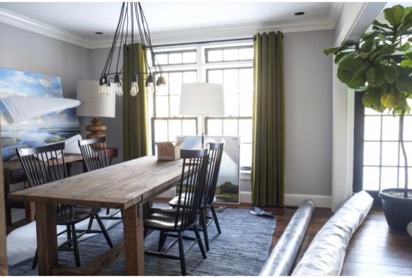Kristina Crestin Design This Old House - Northshore farmhouse_Dining Room E